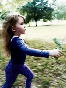 lily running favorite